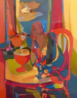l'Irlandaise 2003 Limited Edition Print by Marcel Mouly