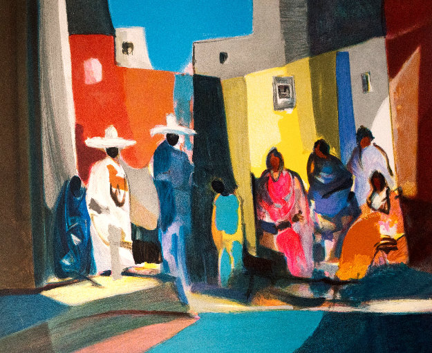 Mexicains Et Mexicaines by Marcel Mouly