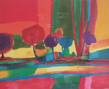 Somftuenze Automne 2008 Limited Edition Print by Marcel Mouly
