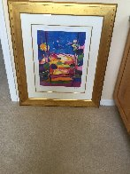 Haute Provence 2006 Limited Edition Print by Marcel Mouly - 1