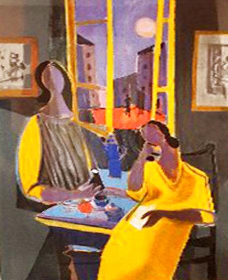 Crejuscule De Soir 2006 Limited Edition Print by Marcel Mouly