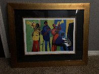 Guimtette Jazz 2004 Limited Edition Print by Marcel Mouly - 1