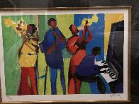 Guimtette Jazz 2004 Limited Edition Print by Marcel Mouly - 2