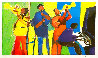 Guimette Jazz 2004 Limited Edition Print by Marcel Mouly - 0