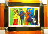 Guimette Jazz 2004 Limited Edition Print by Marcel Mouly - 2