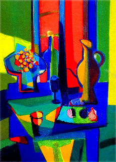 Still Life Limited Edition Print - Marcel Mouly