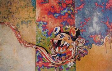 727-727 2014  Limited Edition Print - Takashi Murakami