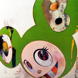 And Then, And Then And Then And Then And Then / Kappa 2006 Limited Edition Print by Takashi Murakami