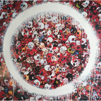 Memento Mori 2015 Limited Edition Print by Takashi Murakami