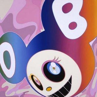 Rainbow Mr Dob 2006 Limited Edition Print by Takashi Murakami