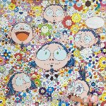 Artist's Agony And Ecstasy 2017 Limited Edition Print - Takashi Murakami
