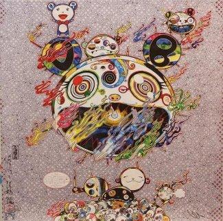 Chaos 2013 Limited Edition Print by Takashi Murakami
