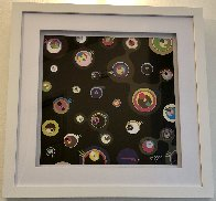Jellyfish Eyes - Black 3 2004 Limited Edition Print by Takashi Murakami - 1