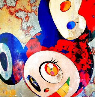 Dob Gargle Glop 2016 Limited Edition Print - Takashi Murakami