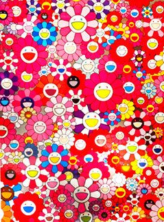 An Homage to Mono Pink, 1960 D 2012 Limited Edition Print - Takashi Murakami
