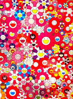 An Homage to Mono Pink, 1960 D 2012 Limited Edition Print - Takashi Murakami