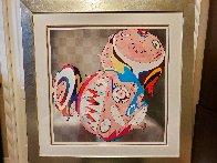 Melting Dob D 2008 Limited Edition Print by Takashi Murakami - 1
