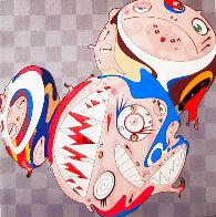 Melting Dob D 2008 Limited Edition Print by Takashi Murakami - 0