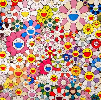 Flower Smile 2011 Limited Edition Print - Takashi Murakami