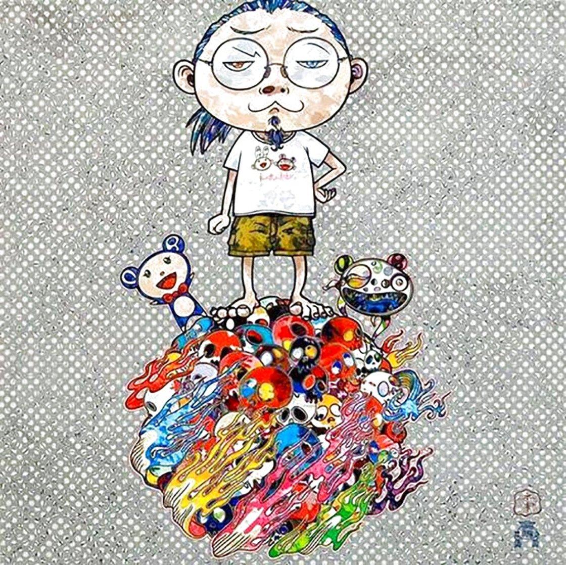 Takashi Murakami 2013 Limited Edition Print by Takashi Murakami