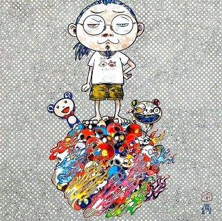 Takashi Murakami 2013 Limited Edition Print - Takashi Murakami