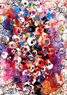 I Have Left My Love Far Behind, Their Smell, Every Memento  2010 Limited Edition Print - Takashi Murakami