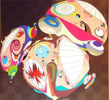 Melting DOB E 2008 Limited Edition Print - Takashi Murakami