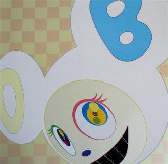 And Then Ichimatsu Pattern 2006 Limited Edition Print - Takashi Murakami