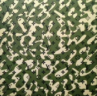 LV Mongramouflage 2008 Limited Edition Print by Takashi Murakami