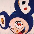 And Then (Blue) 2008 Limited Edition Print - Takashi Murakami
