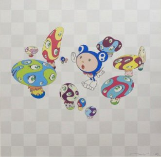In Chai 1999 Limited Edition Print - Takashi Murakami
