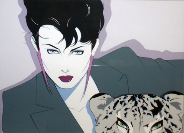 Cheetah PP 1982 by Patrick Nagel