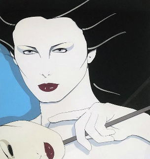 Suite of 2 Prints 1983 Limited Edition Print - Patrick Nagel
