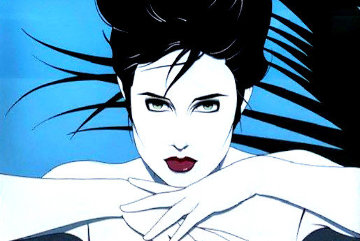 Palm Springs Life Limited Edition Print by Patrick Nagel