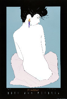 Playboy 30th Anniversary AP 1983 Limited Edition Print - Patrick Nagel