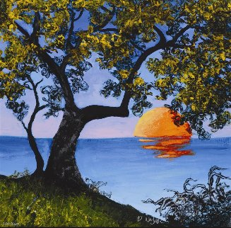 Eye on the Horizon  Limited Edition Print by David Najar