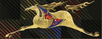 Horse in the Thunder 1986 Limited Edition Print - Tadashi Nakayama