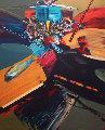 Hopi Eagle Dance PP 1996 Limited Edition Print - Dan Namingha
