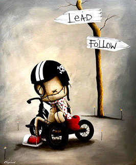 Rebel AP 2018 Limited Edition Print - Fabio Napoleoni