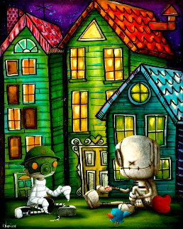 In Case of Emergency Limited Edition Print - Fabio Napoleoni
