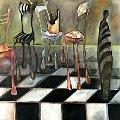 After The Game AP 2000 Limited Edition Print - Natasha Turovsky