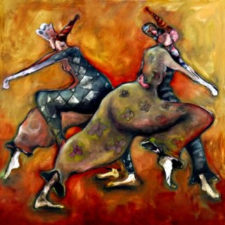 Dance (Habrban) AP 2002 Limited Edition Print by Natasha Turovsky