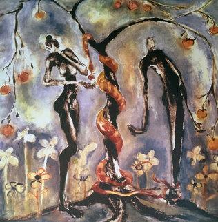 Adam and Eve Limited Edition Print by Natasha Turovsky