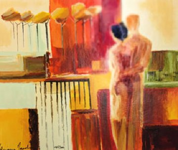 Hope 1990 Limited Edition Print by Adriana Naveh