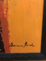 Contemplation 2006 32x27 Original Painting by Adriana Naveh - 3