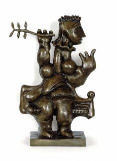 Spirit of Peace Bronze Sculpture 2006 21 in Sculpture by Alexandra Nechita