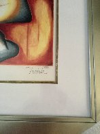 Soul Mates Forever 2001 Limited Edition Print by Alexandra Nechita - 2