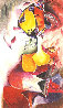 Artist's Universe 1997 Limited Edition Print by Alexandra Nechita - 0