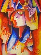 Prince of Meudon 2009 Limited Edition Print by Alexandra Nechita - 0
