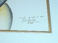 Study For Foolish Identity II 2002 Watercolor 9x12 Watercolor by Alexandra Nechita - 5